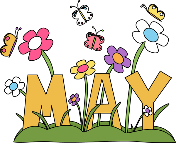 May flowers